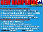 new hampshire gis contact dennis fowler dfowler@dot state nh us