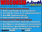 wisconsin gis contact curtis pulford curtis pulford@dot state wi us
