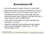 amendment 60