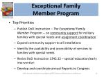 exceptional family member program1