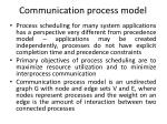 communication process model1
