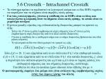 5 6 crosstalk intrachannel crosstalk2