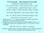 5 6 crosstalk intrachannel crosstalk3