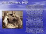 cabra almatea 1625