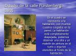 estudio de la calle furstenberg 1865