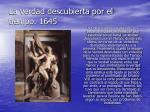 la verdad descubierta por el tiempo 1645