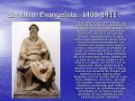 san juan evangelista 1409 1411