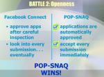 battle 2 openness