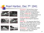 pearl harbor dec 7 th 1941