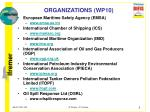 organizations wp10
