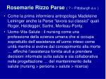 rosemarie rizzo parse pittsburgh a v