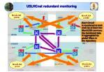 uslhcnet redundant monitoring