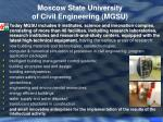 moscow state university of civil engineering mgsu2