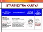 start extra k rtya