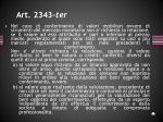 art 2343 ter