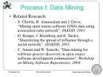 process i data mining