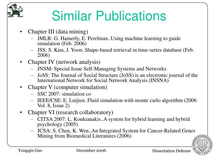 Similar Publications