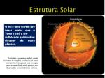 estrutura solar