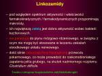 linkozamidy