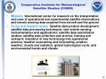 cooperative institute for meteorological satellite studies cimss