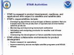 star activities