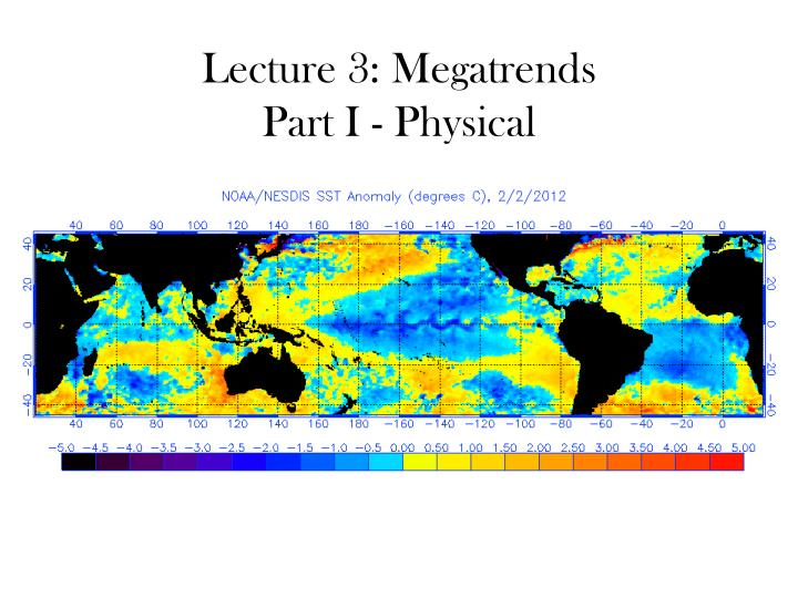 lecture 3 megatrends part i physical n.