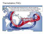 thermohaline thc