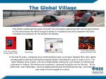 the global village