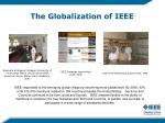 the globalization of ieee
