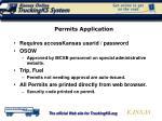 permits application