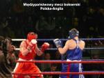 mi dzypa stwowy mecz bokserski polska anglia