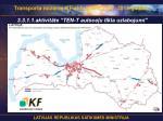 transporta nozares kf aktivit tes 2007 2013 gadam1