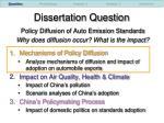 dissertation question1