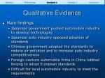 qualitative evidence1