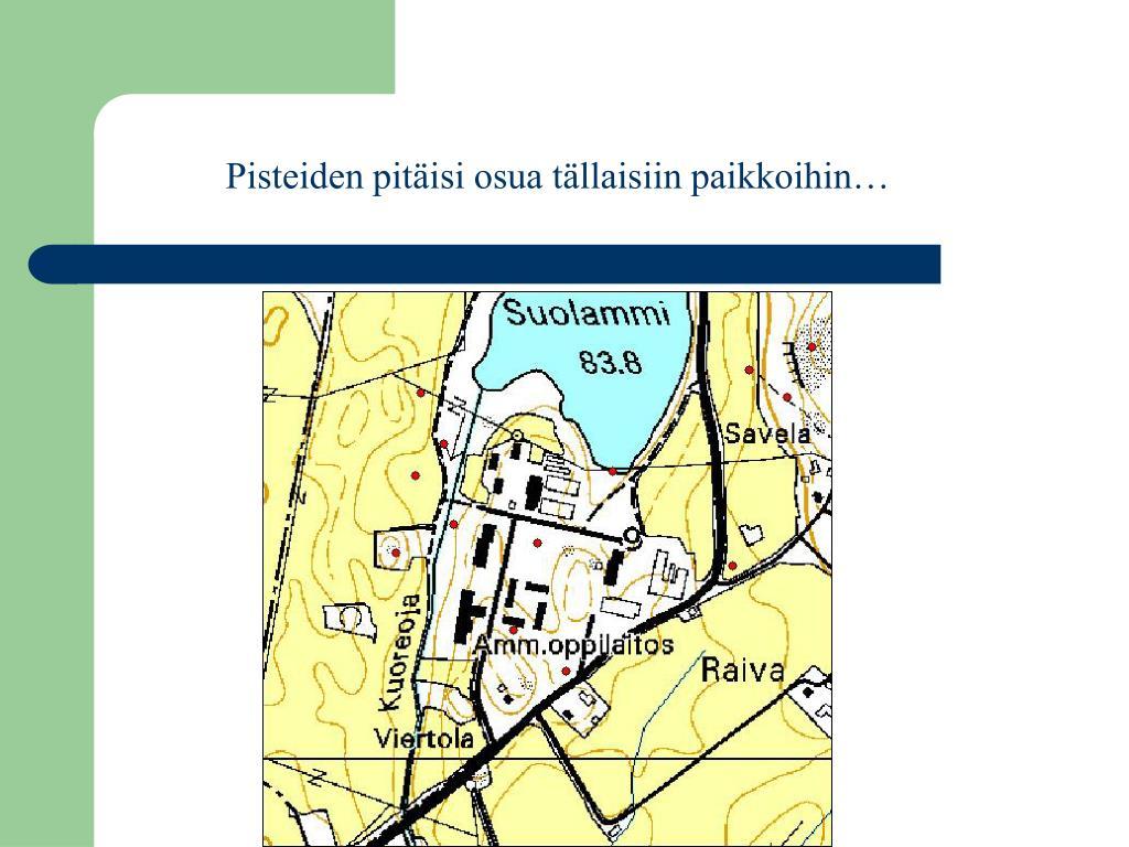 Ppt Lumen Vesiarvomittaukset Powerpoint Presentation Free