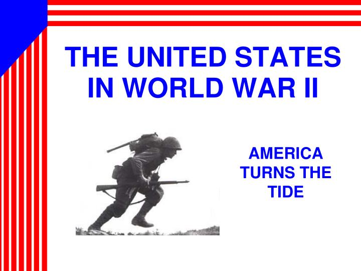 the united states in world war ii n.