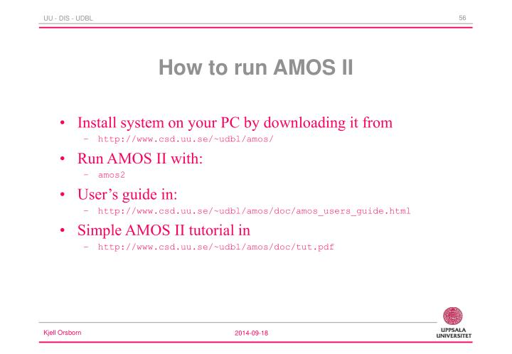 Install system on your PC by downloading it from