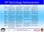 iip technology advancement