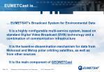 eumetcast is