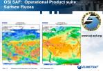 osi saf operational product suite surface fluxes