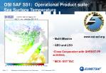 osi saf ss1 operational product suite sea surface temperature