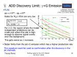 add discovery limit g g emission1