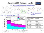 present add emission limits