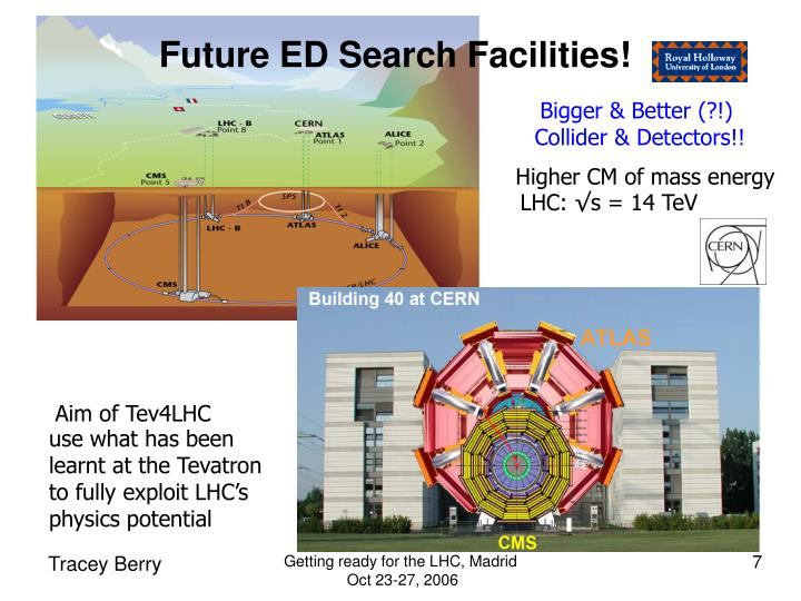 Future ED Search Facilities!
