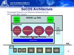 socos architecture