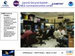 jason2 ground system cnes command control center