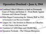 operation overlord june 6 1944