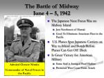 the battle of midway june 4 5 1942