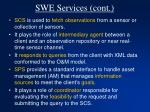 swe services cont