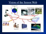 vision of the sensor web